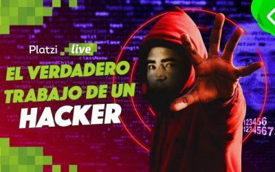Platzi explica que es un Hacker y que es un Cracker
