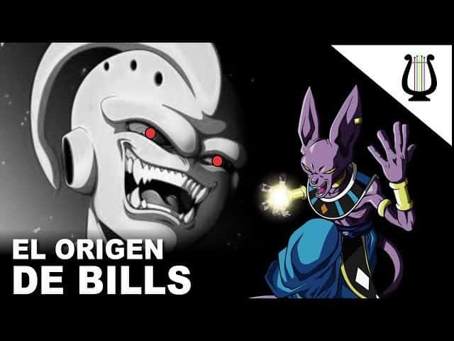 La Historia de Majinboo y las 5 Fuerzas Primordiales - Dragon Ball Super