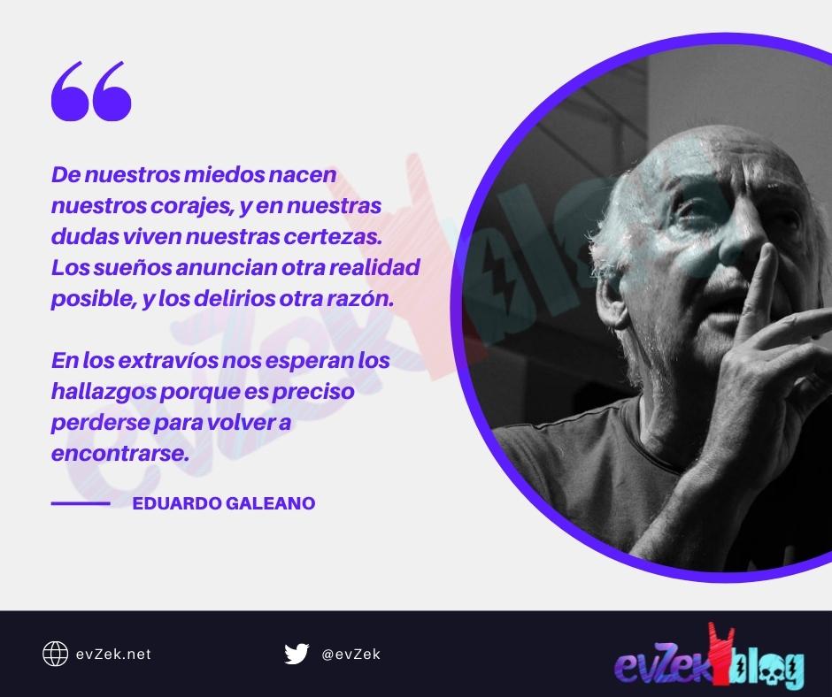 De Nuestros Miedos Eduardo Galeano